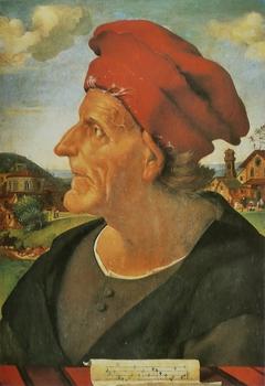 Portrait of Francesco Giamberti da Sangallo