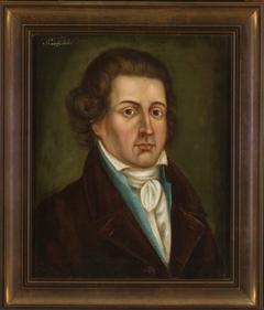 Portrait of Franciszek Karpiński (1741–1825), poet