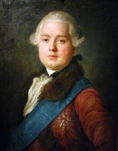 Portrait of Franciszek Michał Rzewuski.