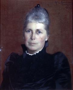 Portrait of Fredrike Casimira Berg, b. Figenbaum