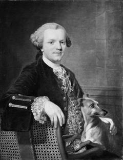 Portrait of Freiherr von Münchhausen