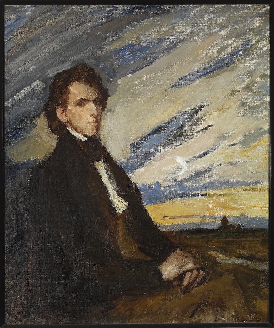 Portrait of Fryderyk Chopin