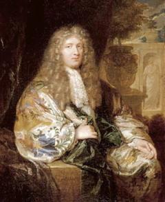 Portrait of Gisbert Cuper