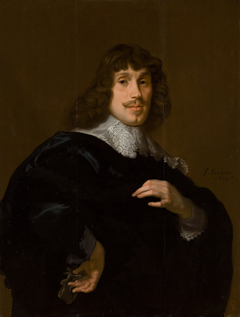 Portrait of Jacob Bicker (1612-1676)