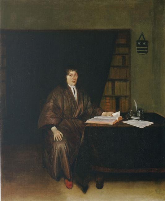 Portrait of Jan van Duren