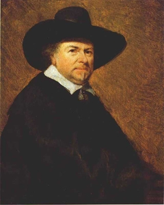 Portrait of Jan van Goyen