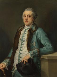Portrait of John Scott (?) of Banks Fee