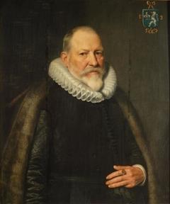 Portrait of Maerten Ruychaver