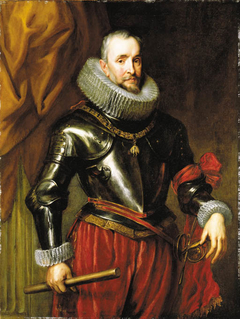 Portrait of Marchese Ambrogio Spinola (1569-1630)