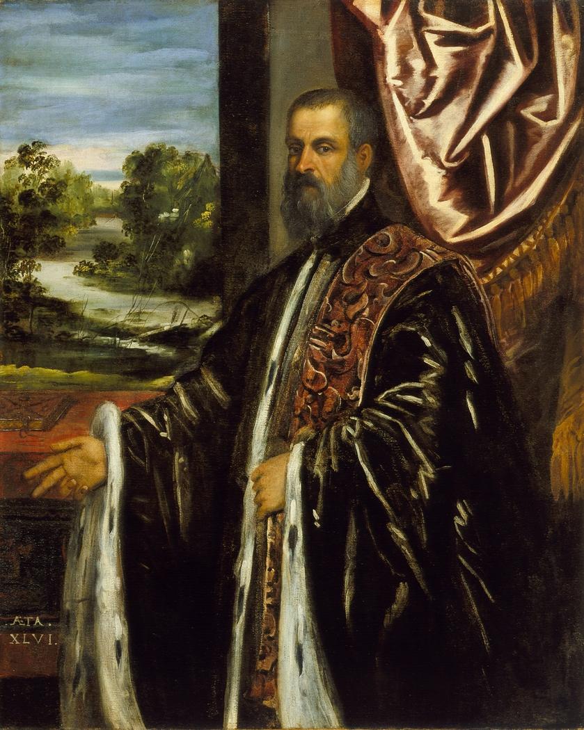 Portrait of Marino Grimani