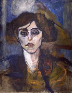 Portrait of Maude Abrantes