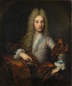Portrait of Mr. Allard de la Court (1688-1755)