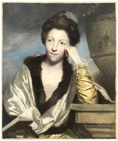 Portrait of Mrs. Barnard