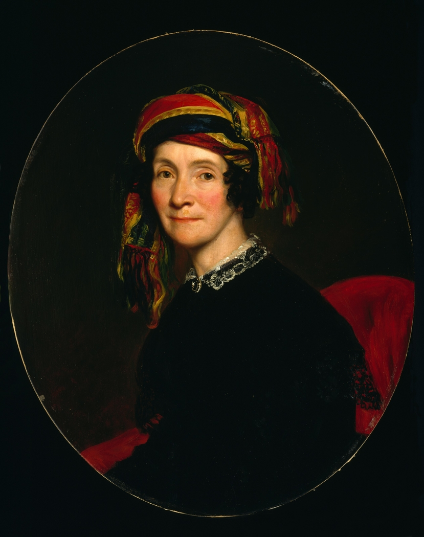 Portrait of Mrs. Jonathan Russell (Lydia Smith, 1786–1859)