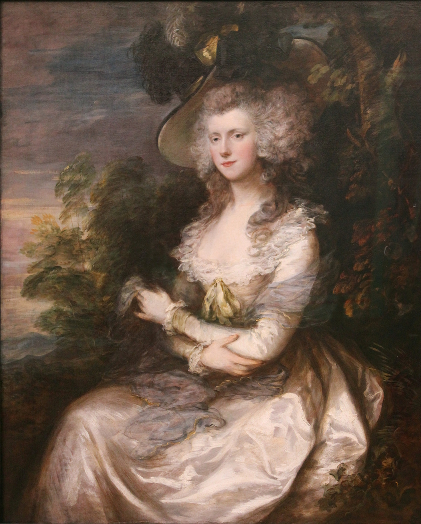 Portrait of Mrs. Thomas Hibbert