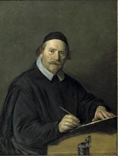Portrait of Nicolaas Stenius