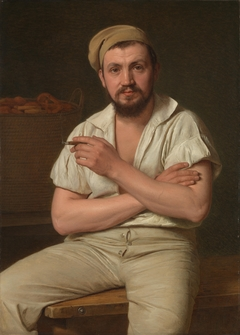 Portrait of P. Ryder, Son of the Artist's Cousin