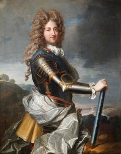 Portrait of Philippe Duc d'Orleans (1674-1723)