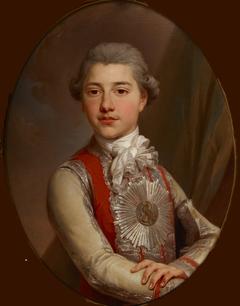 Portrait of Prince Józef Poniatowski as a Youth