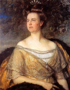 Portrait of Queen Wilhelmina