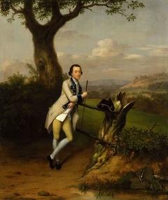 Portrait of Sir John van Hatten