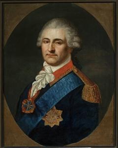 Portrait of Stanisław August Poniatowski in the general's uniform