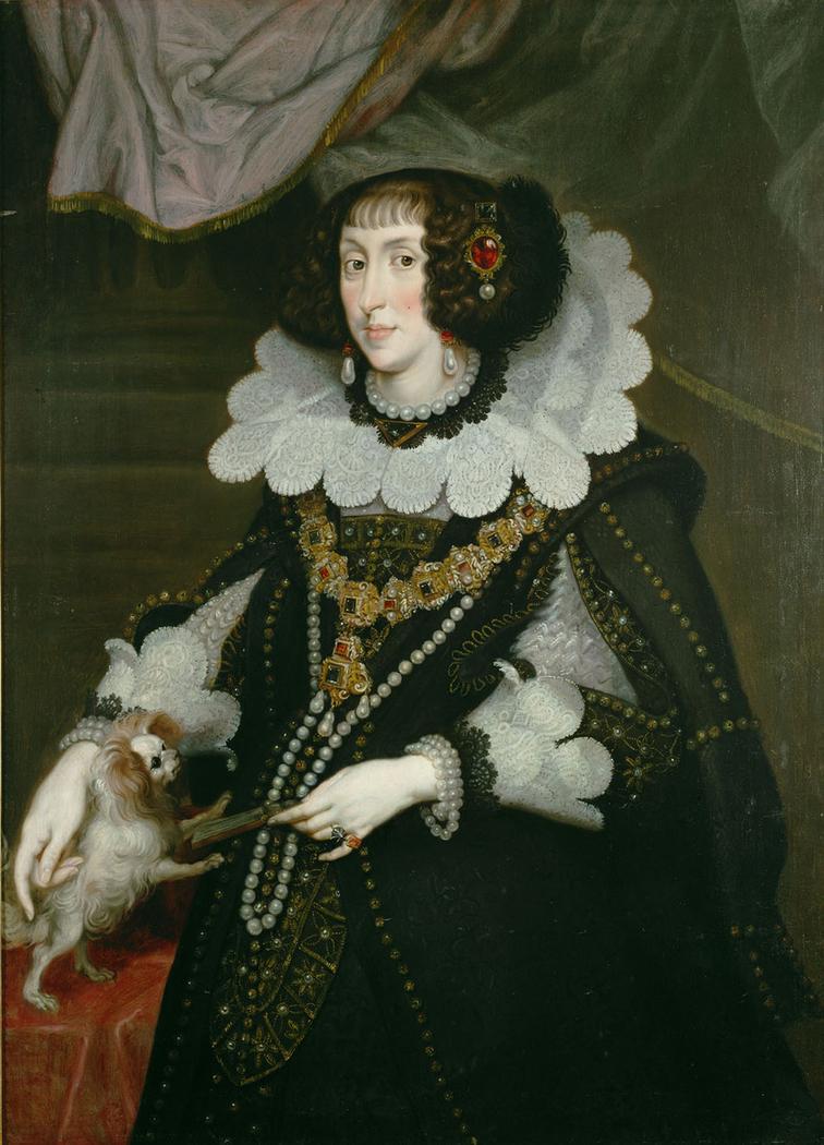 Portrait of the Archduchess Maria Anna of Austria