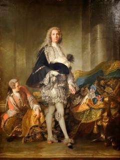 Portrait of the Duke of Richelieu