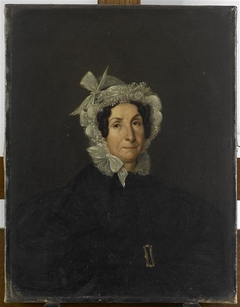 Portrait of the wife of Martin-Guillaume Biennais, Marie-Anne Gaudin