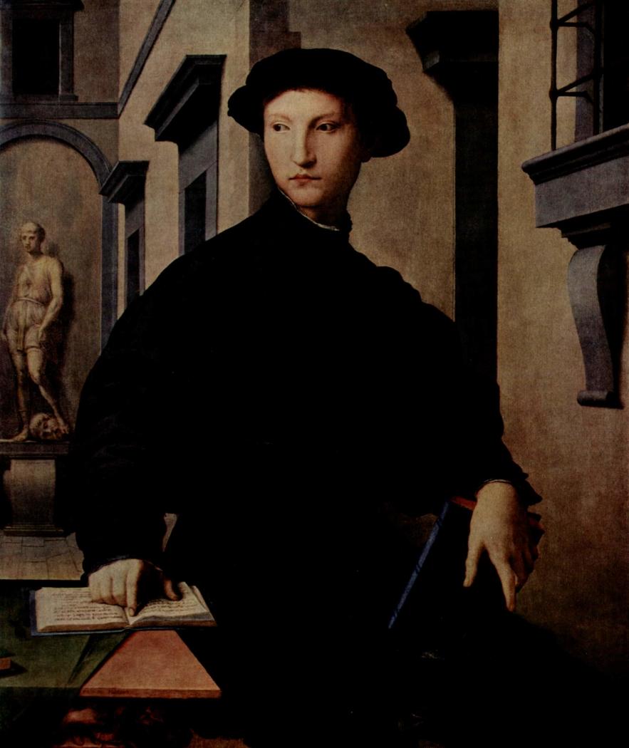Portrait of Ugolino Martelli