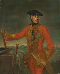 Portrait of Wilhelm Friedrich Ernst Graf zu Schaumburg-Lippe