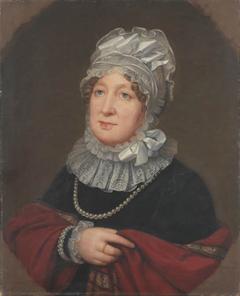 Portrait of Wilhelmine Caroline von Hessen-Kassel