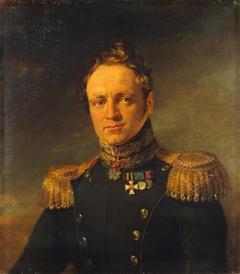 Portrait of Yevgeny A. Golovin (1782-1858)