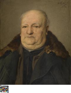 Portret van Karel Recour