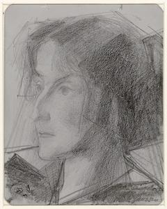 Portret van Mieke Janssen