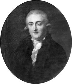 Portret van Nicolaas Calkoen