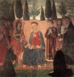 Retable of Cafaggiolo