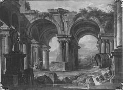 Ruinenarchitektur (Nachahmer)