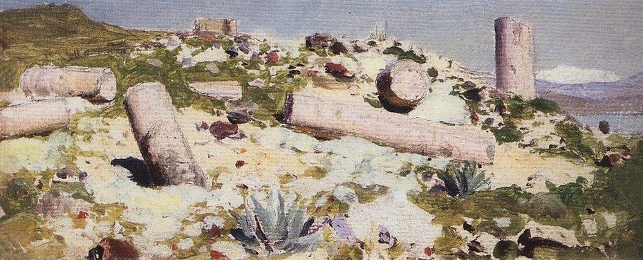 Ruins of Tiberias