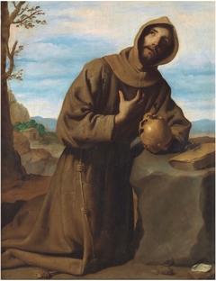 Saint Francis at Prayer