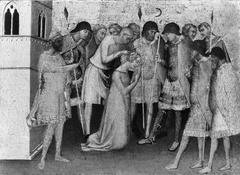 Saint Reparata Being Prepared for Execution