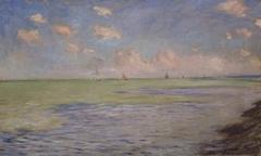 Seascape at Pourville