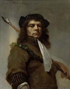 Self-portrait in Shepherd's Clothing