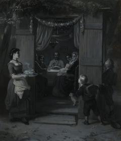 Sukkot (Feast of Tabernacles) (Das Laubhütten-Fest)