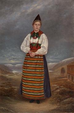 Swedish Lady