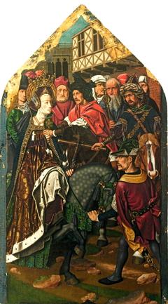 The Arrest of Santa Engracia