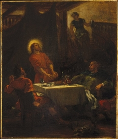 The Disciples at Emmaus, or The Pilgrims at Emmaus