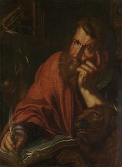 The Evangelist Saint Mark