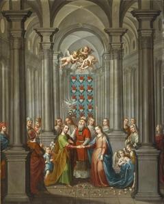 The Marriage of the Virgin (Desposorios de la Virgen)