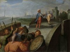 The Peace Negotiations between Julius Civilis and the Roman General Cerialis